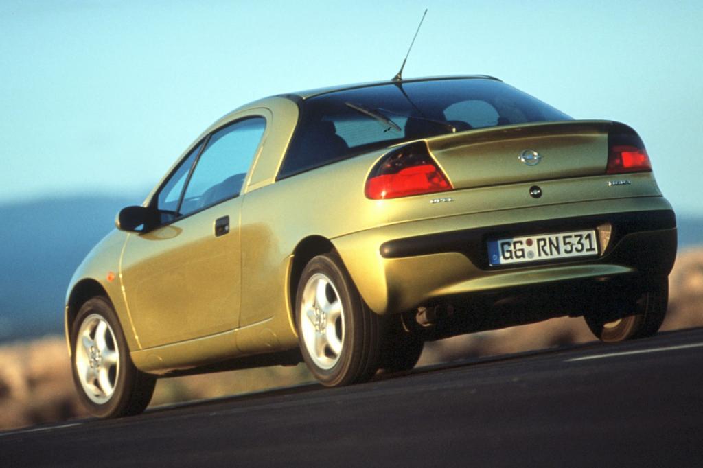 Opel Tigra ab 1994
