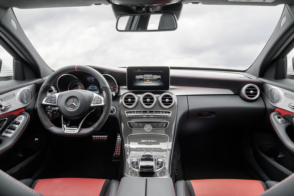 Paris 2014: AMG zeigt C63 AMG