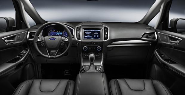 Paris 2014: Ford S-Max künftig auch mit Allrad