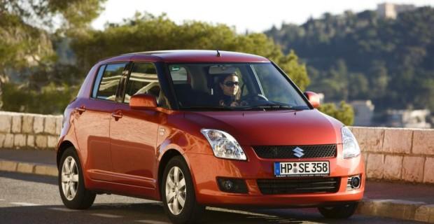 Platz 10: Mit dem Suzuki Swift von 2004 präsentierte die Japaner erstmals ein Weltauto in Europ