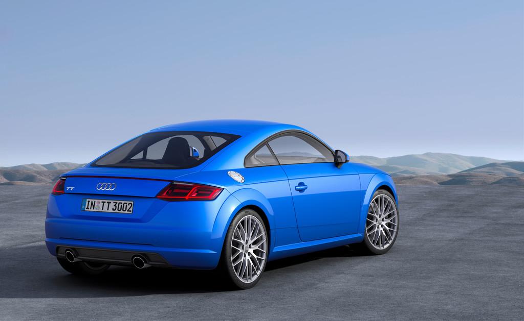 Pressepräsentation Audi TT und Audi TTS: Ikonographie in Ingolstadt