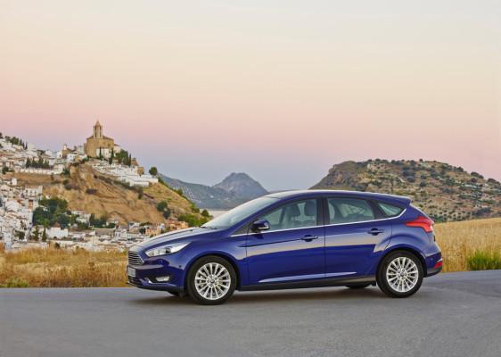 Pressepräsentation Ford Focus: Ein Kurvenkünstler hat dazugelernt