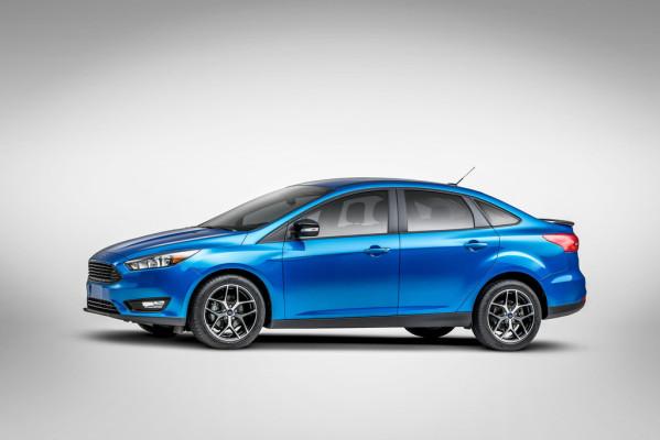 Pressepräsentation Ford Focus: Ein Weltmeister startet durch