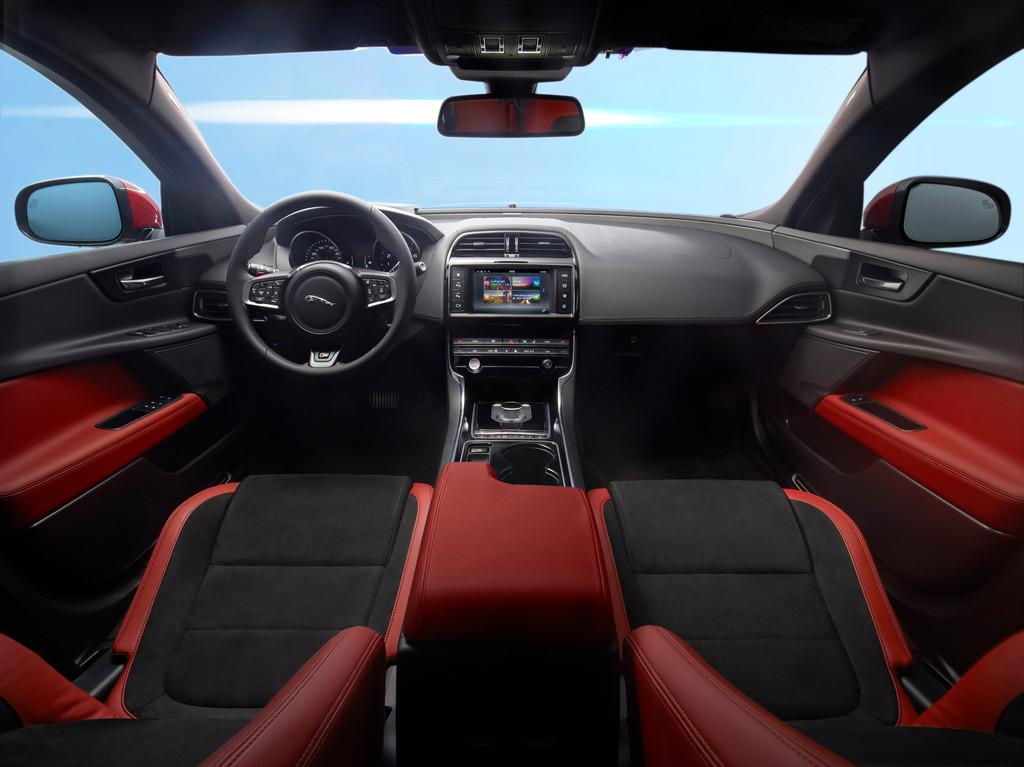 Pressepräsentation Jaguar XE: Die Briten haben einen Lauf
