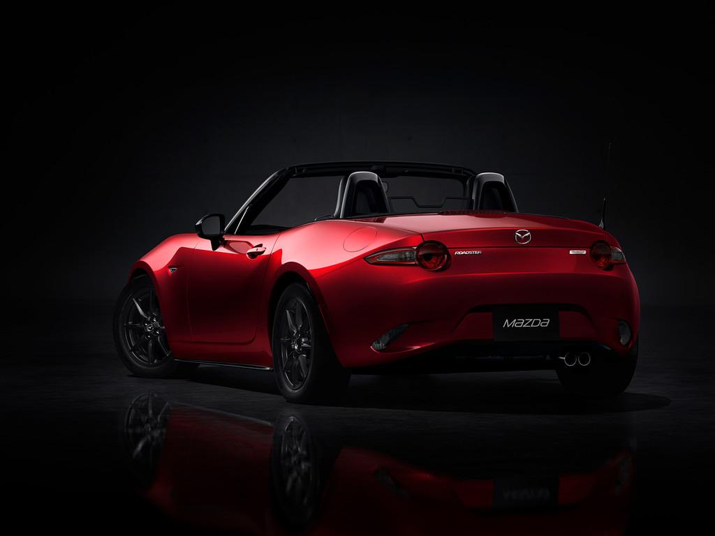Pressepräsentation Mazda MX-5: Lang lebe der Roadster!