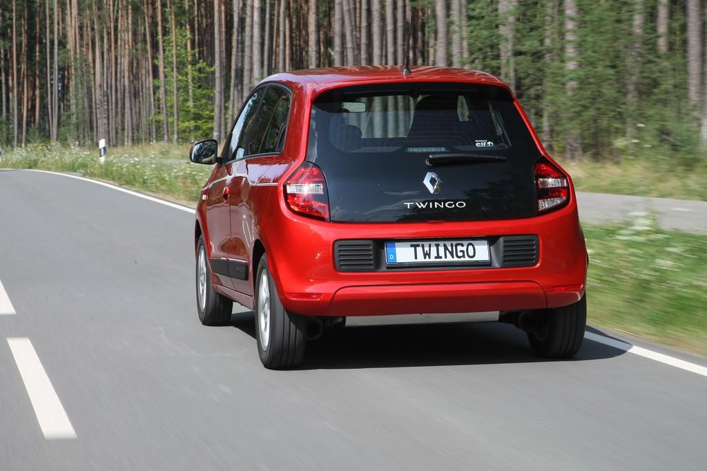 Pressepräsentation Renault Twingo: Mehr Platz dank Heckmotor