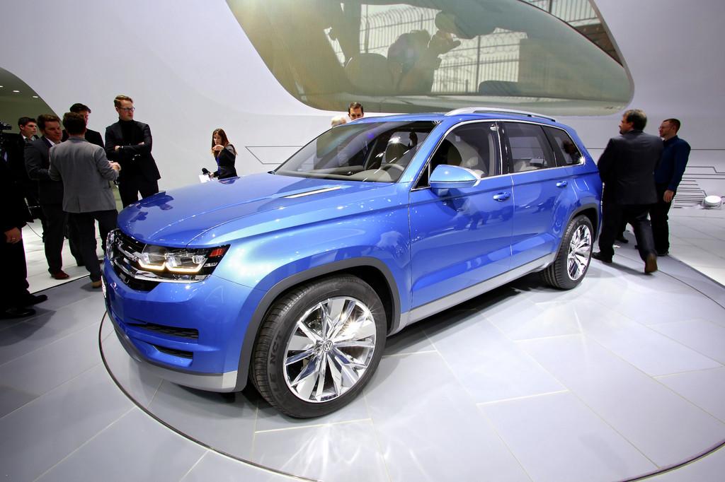 Pressepräsentation Volkswagen Jetta: Der kleine Limousinen-Luxus