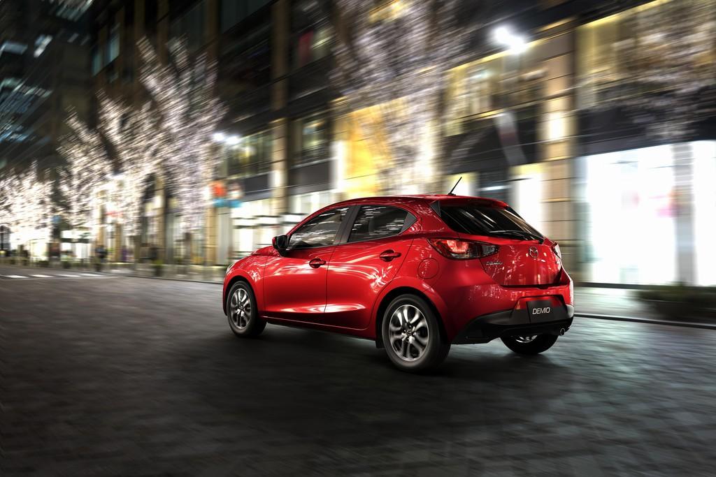 Produktion des  neuen Mazda2 in Thailand gestartet