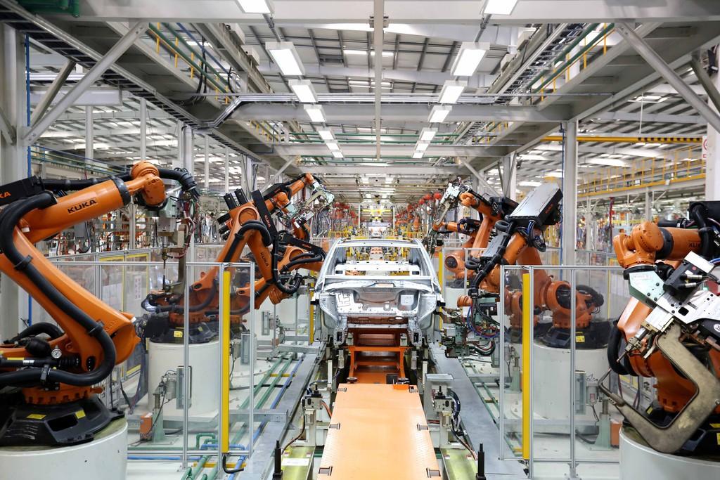 Produktionsstart des elektrischen Denza in China