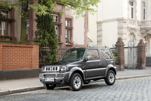 Rückruf für den Suzuki Jimny: Schraube locker