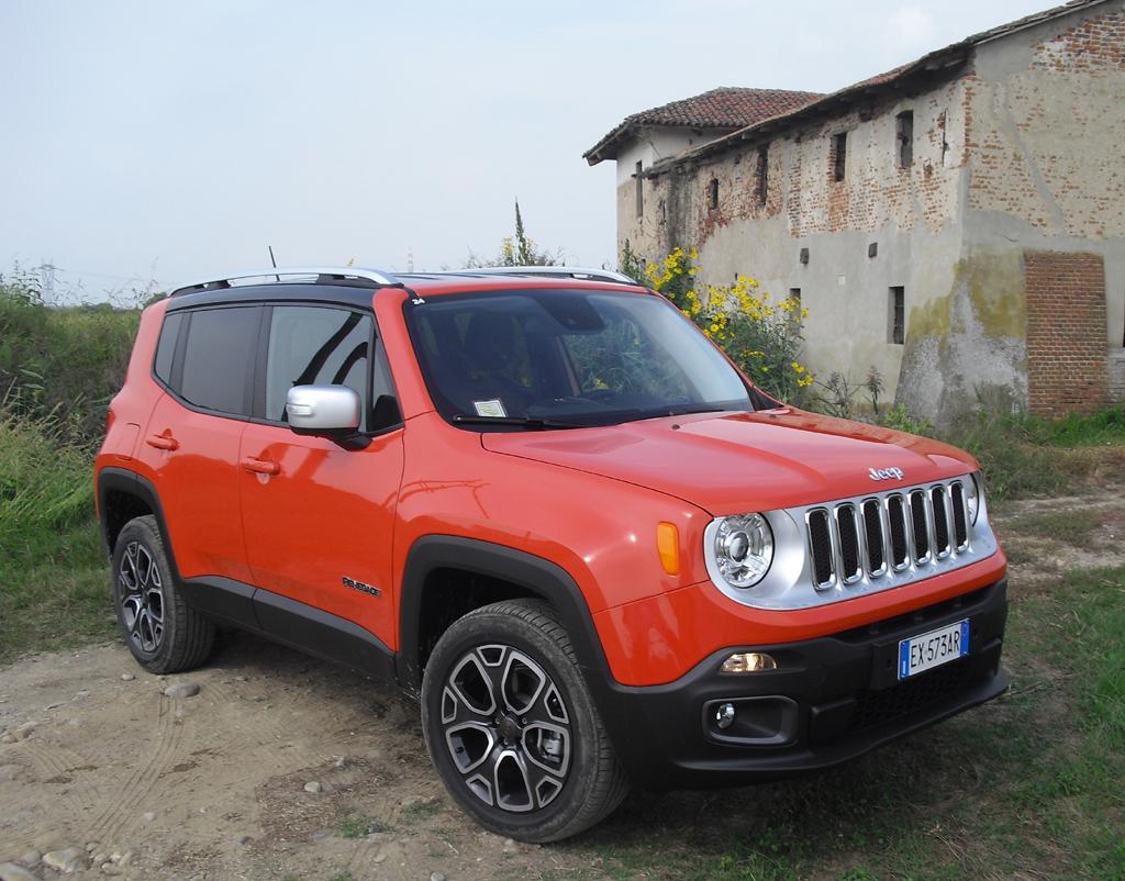 Rebell im Kleinen: Jeep Renegade.