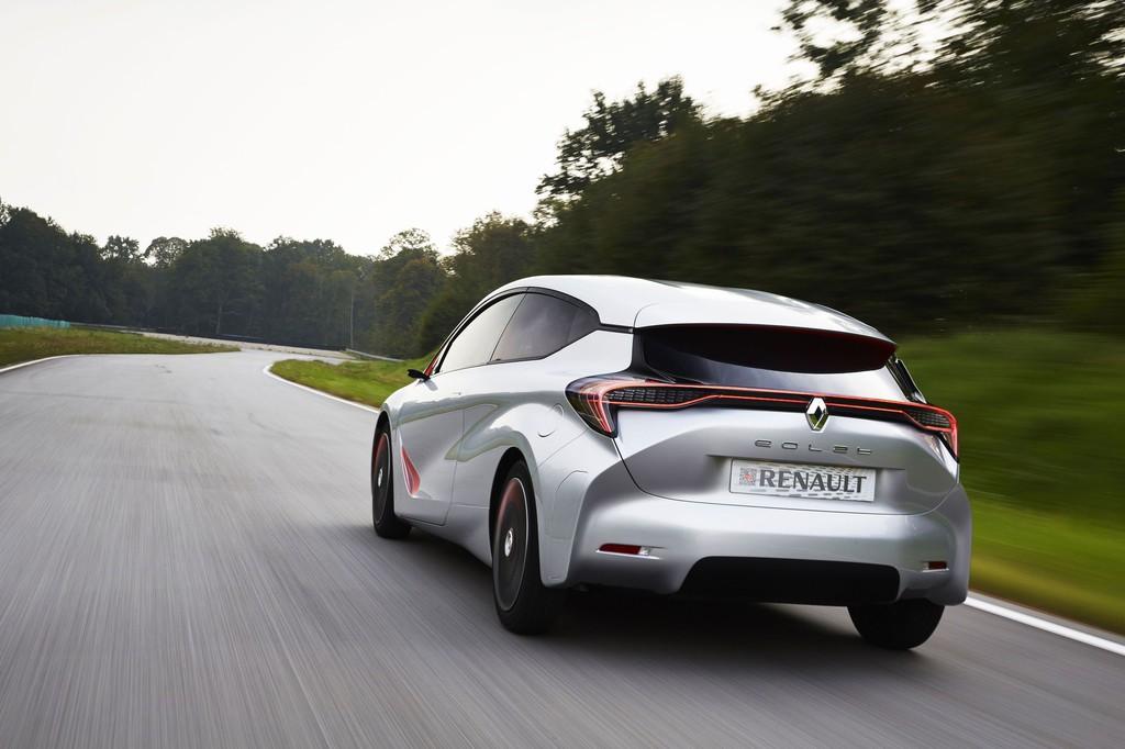 Renault Eolab begnügt sich mit einem Liter