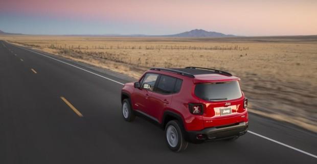 Fahrbericht: Jeep Renegade - So klein und schon ein Jeep