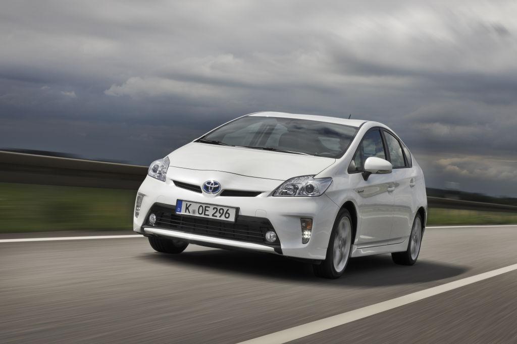 Rüstig statt rostig - Toyota Prius am zuverlässigsten