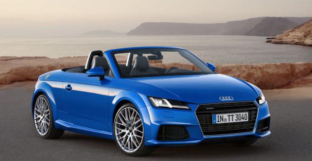 Offene Zweierbeziehung - Audi TT Roadster