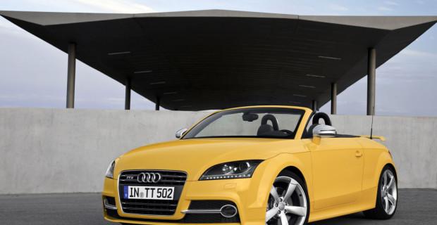 Audi TT Roadster Generation 2