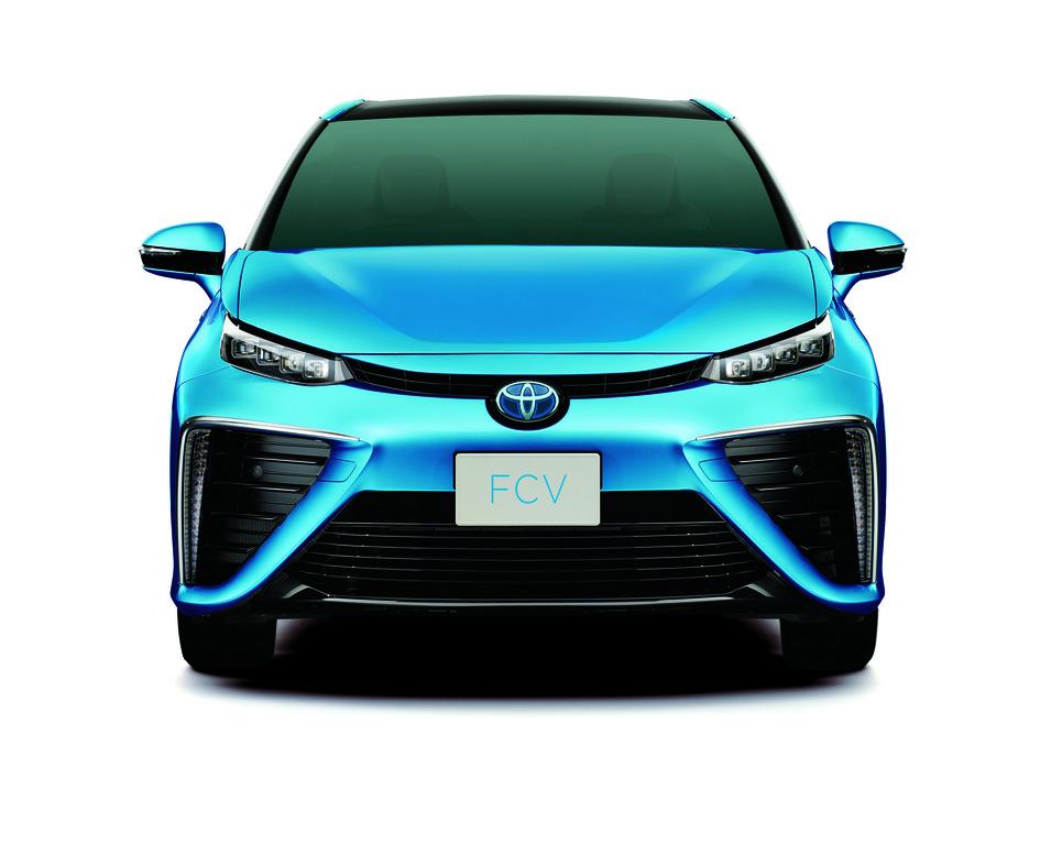Toyota darf Wasserstofftanks produzieren und kontrollieren