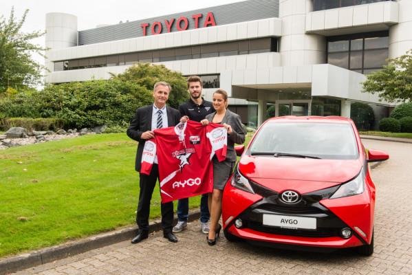 Toyota verlängert bei den Haien