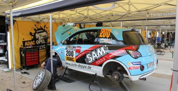 Traumberuf Rallye-Profi
