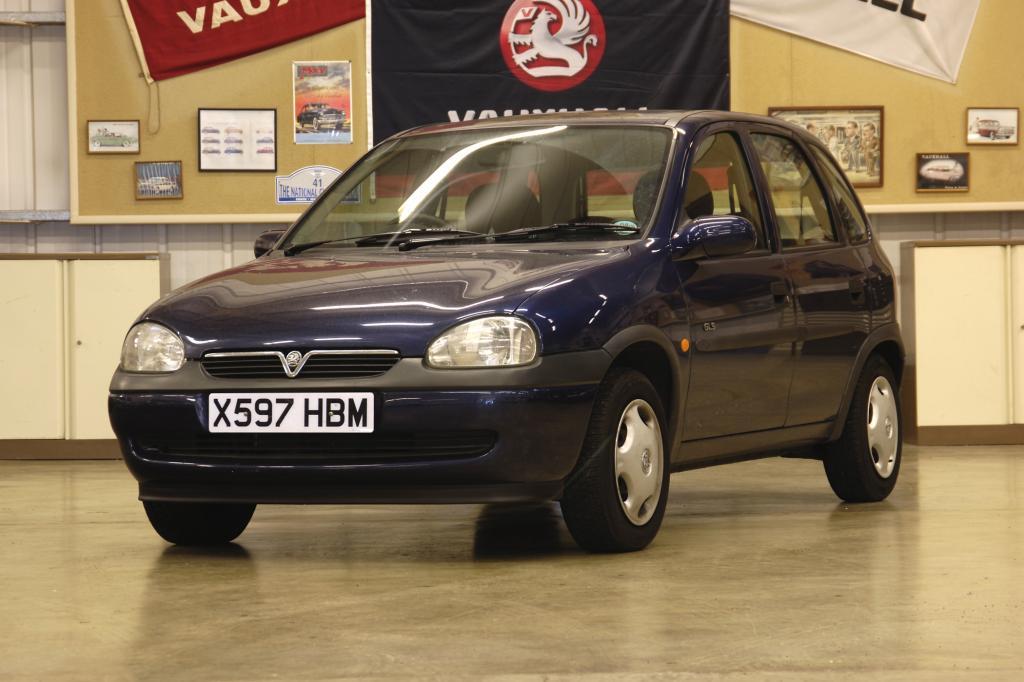 Vauxhall Corsa B 2000