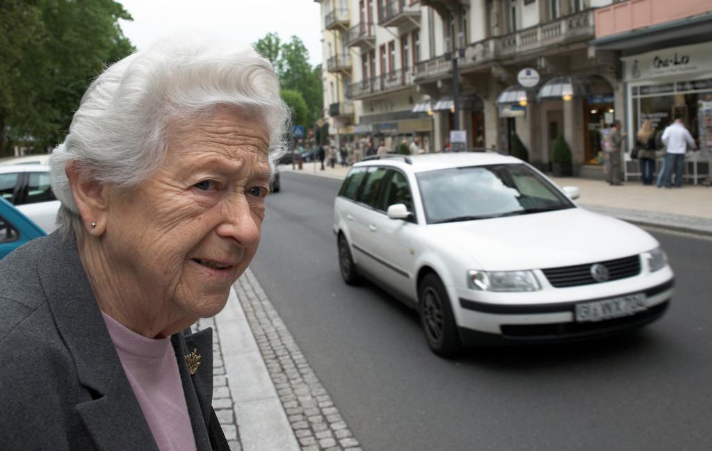Verlierer im Straßenverkehr sind Fußgänger, Radfahrer und ältere Menschen