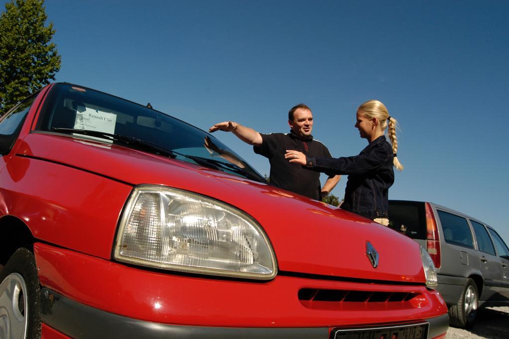 Viel Furcht und wenig Freude beim Autokauf