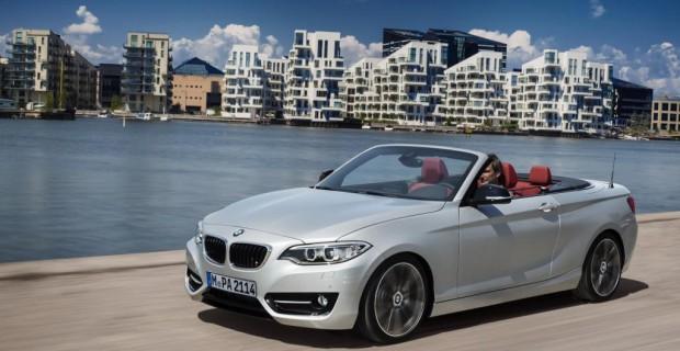 Zum kommenden Frühjahr komplettiert BMW mit einem Cabrio sein Angebot in der Kompaktklasse. Der offene Viersitzer basiert auf dem 2er Coupé, das Stufenheck des geschlossenen Zweitürers bleibt erhalten