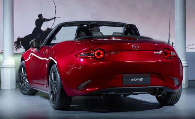 Das ist der neue Mazda MX-5