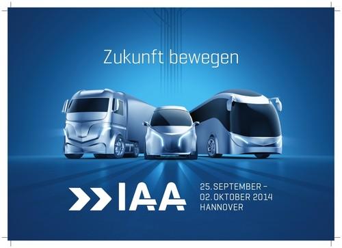 IAA Nutzfahrzeuge 2014: 322 Weltpremieren