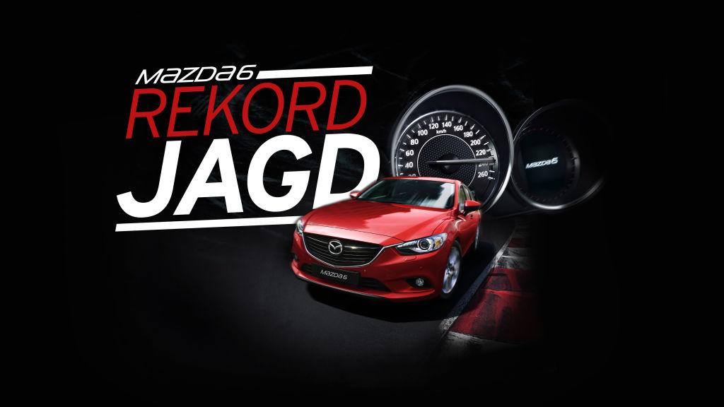 Mazda kann 21 Rekorde knacken