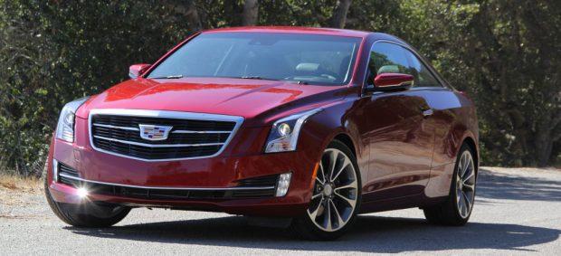 Erste Fahrt im Cadillac ATS Coupé: Premium ohne Lorbeerkranz