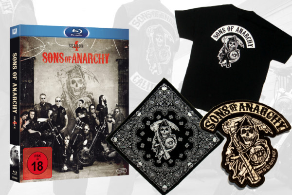 Sons of Anarchy Season 4