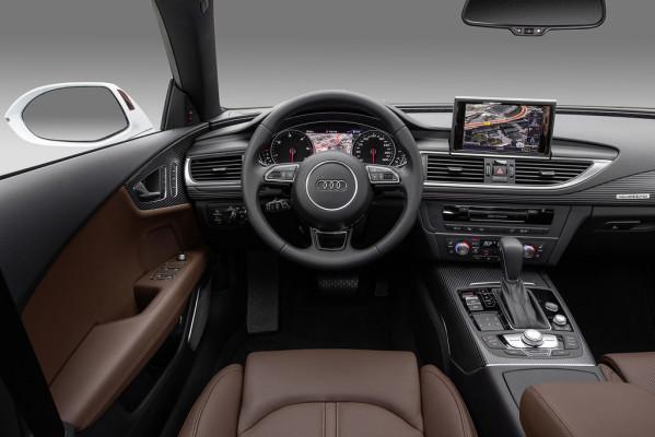 Audi bietet Online-Update für Navigation