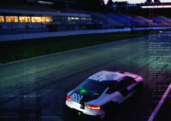 Selbstfahrender Audi soll um den Hockenheimring rasen
