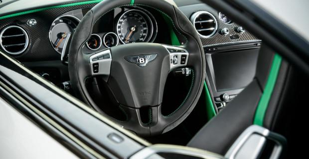 Erste Fahrt im Bentley Continental GT3-R: Der ungestüme Aristokrat