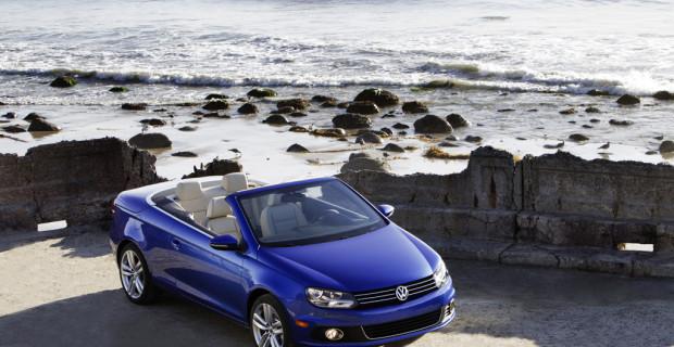 Volkswagen Eos - Der letzte macht das Dach zu