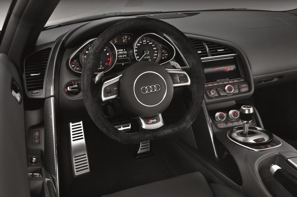 Die europäischen Audi-Kunden haben schon ihren Spaß mit dem R8-Sondermodell LMX (Foto). Nur für den US-Markt legen die Ingolstädter jetzt eine auf 60 Exemplare limitierte Competition-Version des Super-Sportwagens auf.