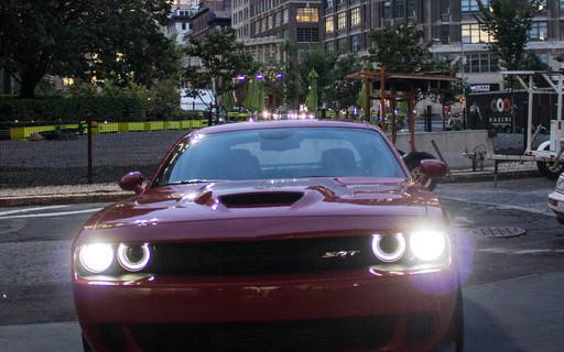 Test Dodge Challenger SRT Hellcat: Das Raubtier