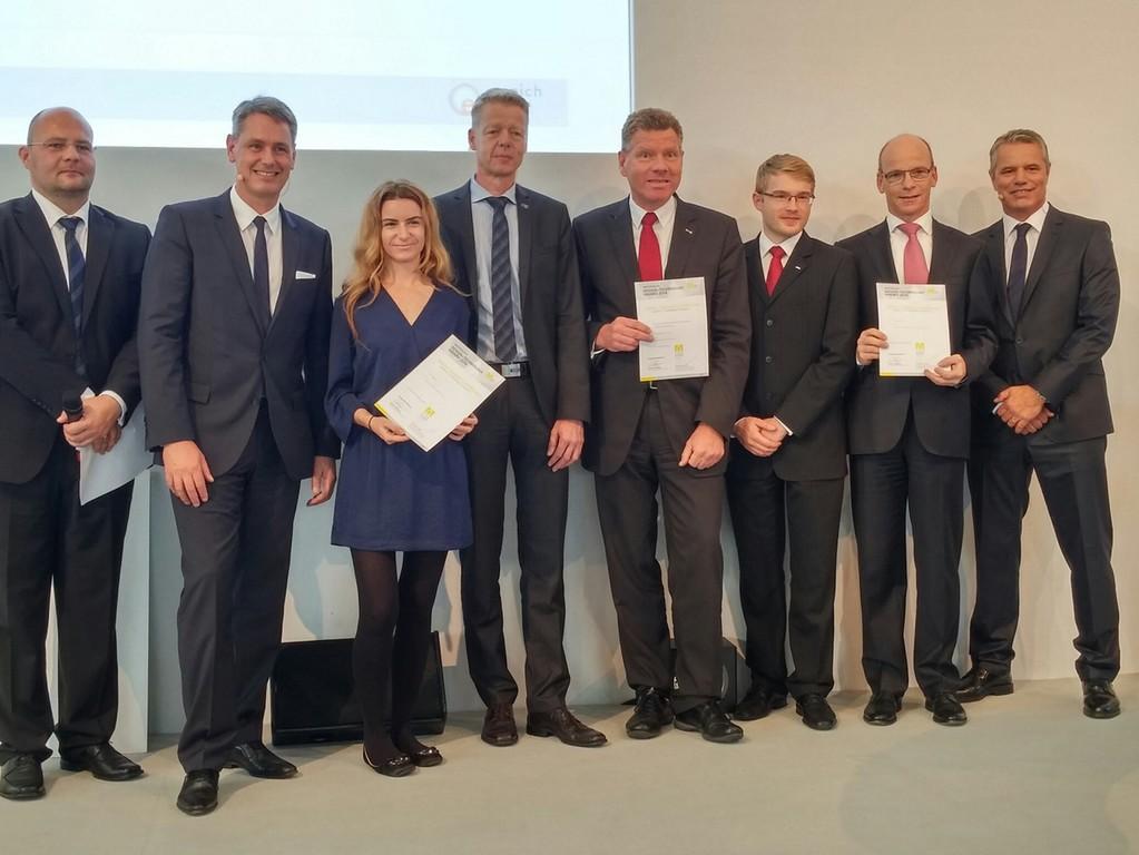 Schaeffer: Auszeichnung für Triondur CH