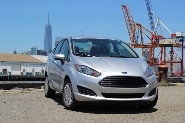 Ford versichert