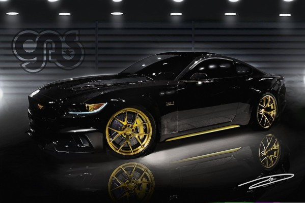 Sema 2014: Ford-Mustang-Custom-Versionen debütieren