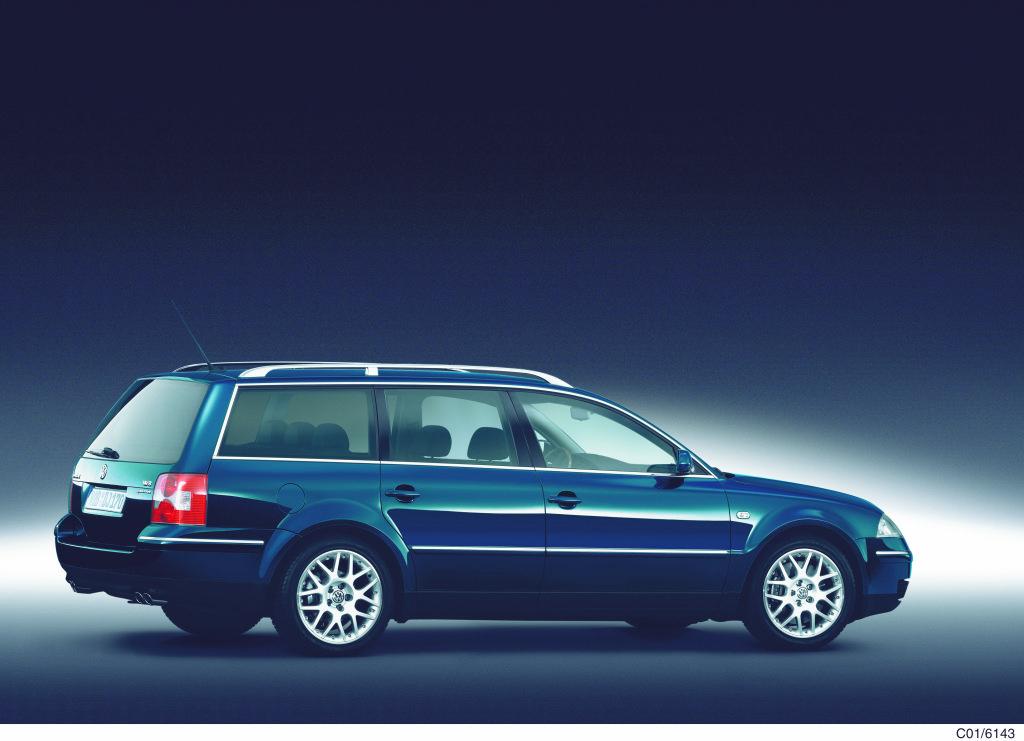 Investment-Tipp / Raritäten der Zukunft: der VW Passat W8