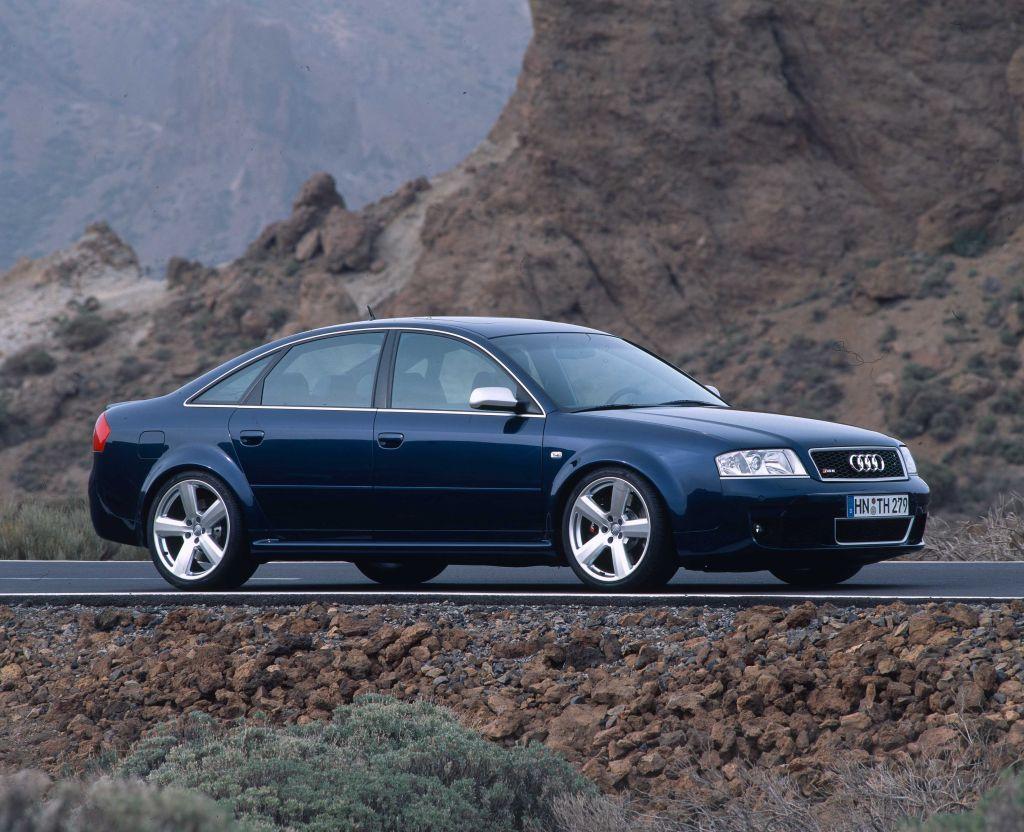 Kaufberatung Audi A6 - Sechs Richtige