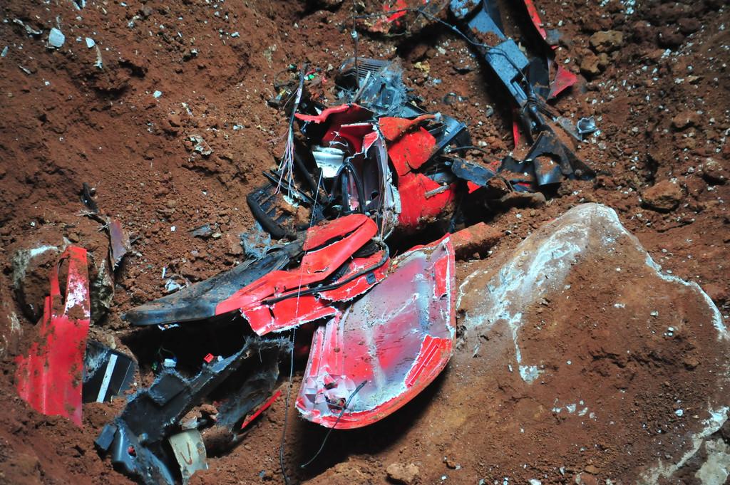 Corvette-Museum: Auferstanden aus Ruinen