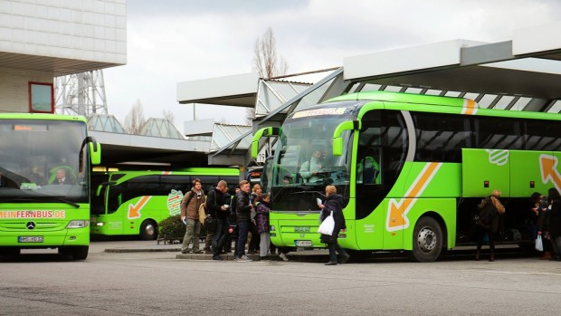 Boom bei Linienfernbussen
