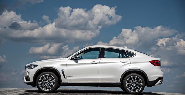BMW X6 - Der will nur spielen