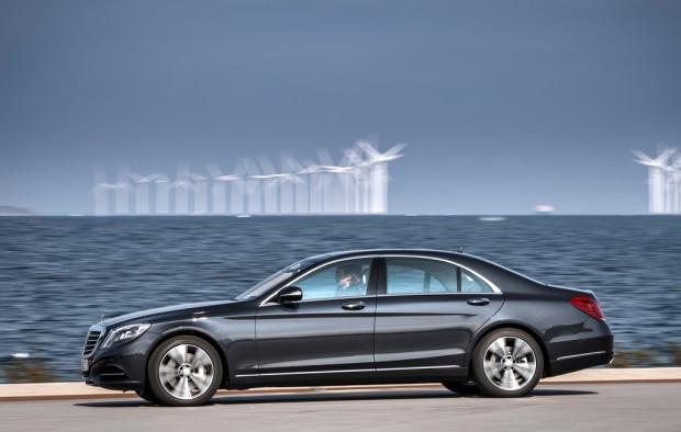 Daimler darf sich beim Klimaschutz als vorbildlich bezeichnen