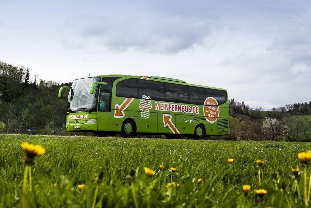 Streiks in Deutschland nutzen Fernbussen