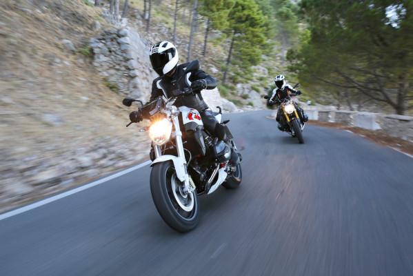 Motorräder nehmen wieder Fahrt auf