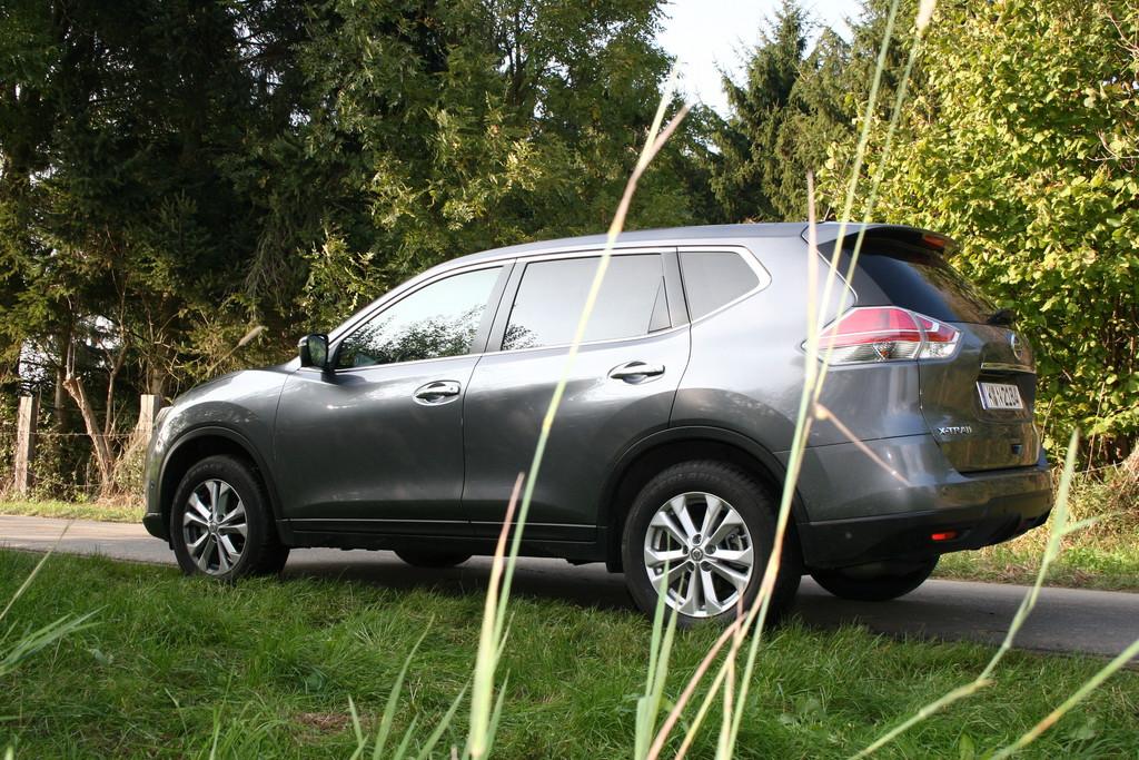 Test Nissan X-Trail 1.6 dCi Acenta: Gemischte Gefühle